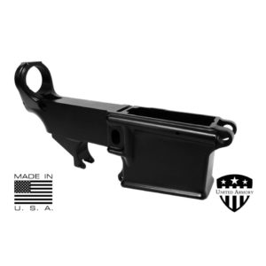AR15 Anodized 80% Lower Receiver